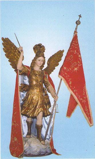 Novena a San Michele Arcangelo  O Dio vieni a salvarmi  O Signore vieni presto in mio aiuto.