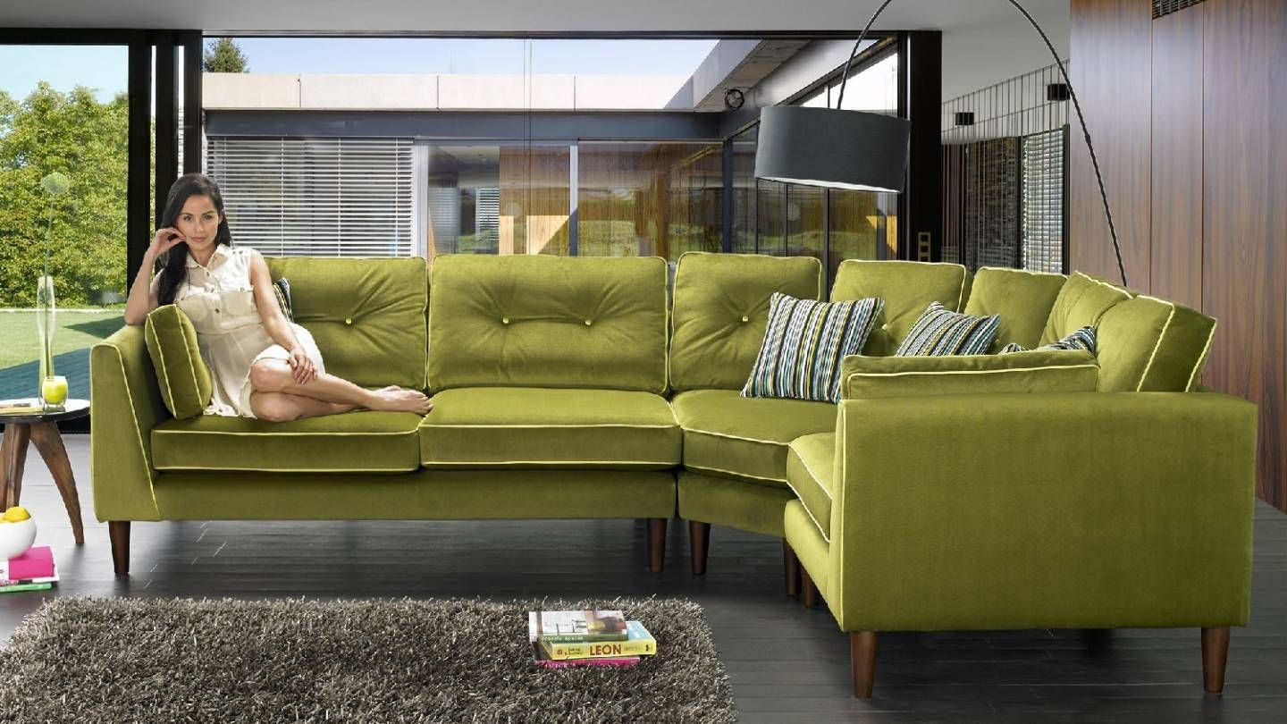 In Love With This Sofa Sofology Fabric Sofa Sofa Home Living Room