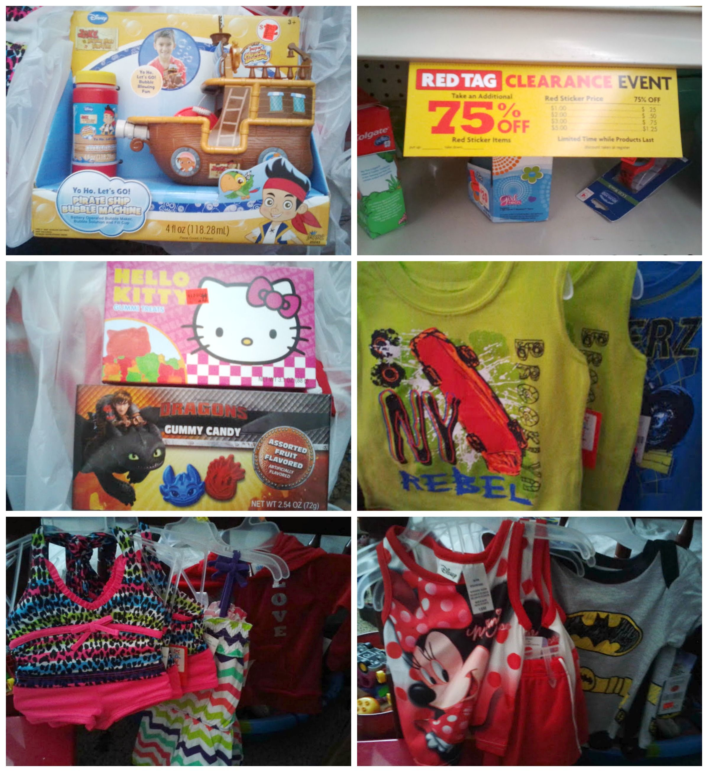 be1dd17e2215 Family Dollar Extra 75% Off Red Tag!!! Kids clothes sets .63-.88 ...