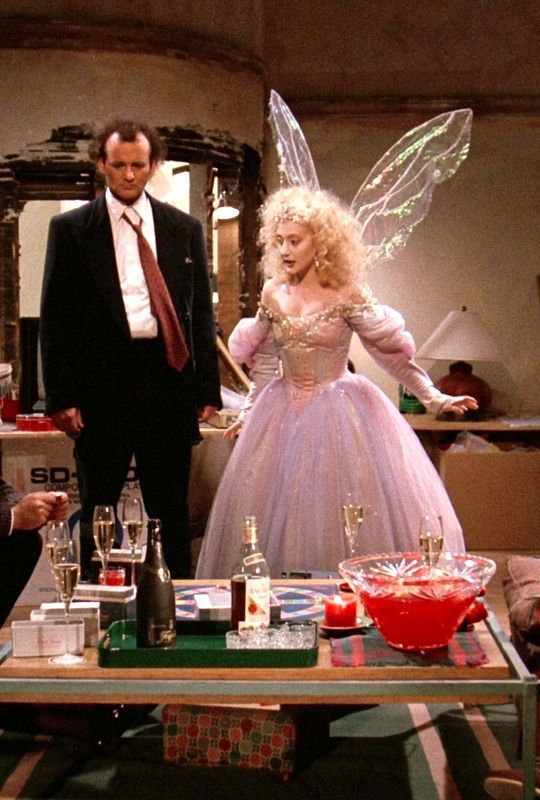 Carol Kane in Scrooged   Christmas character costumes ...