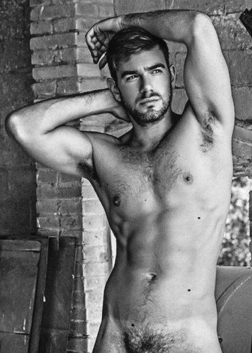 Sexy male armpits