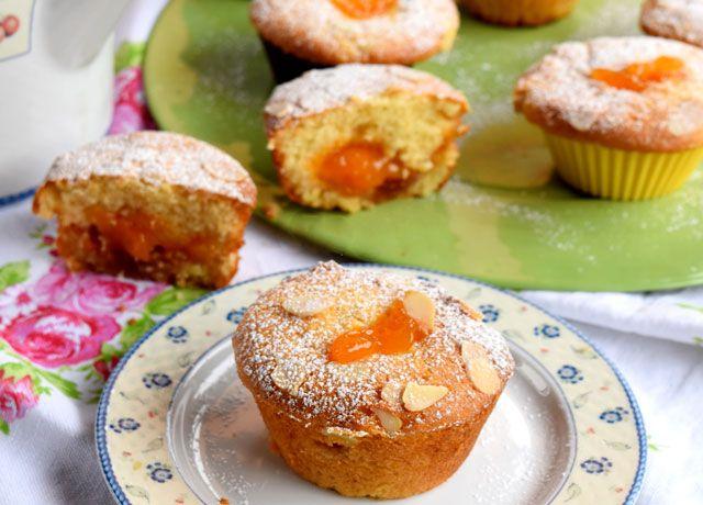 Muffins Légers à la Confiture WW - Plat et Recette #kidsnutrition