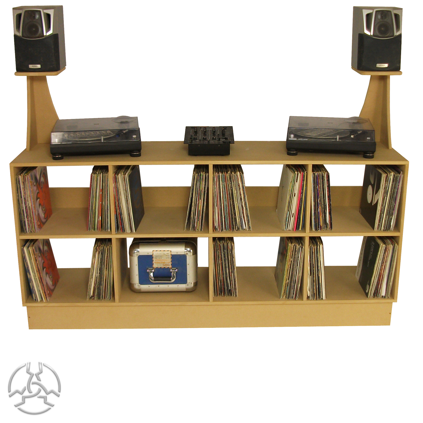 DJ Deck Stand - DS2000: Special Offer - Add Speaker Stands for only £10 on the asking price