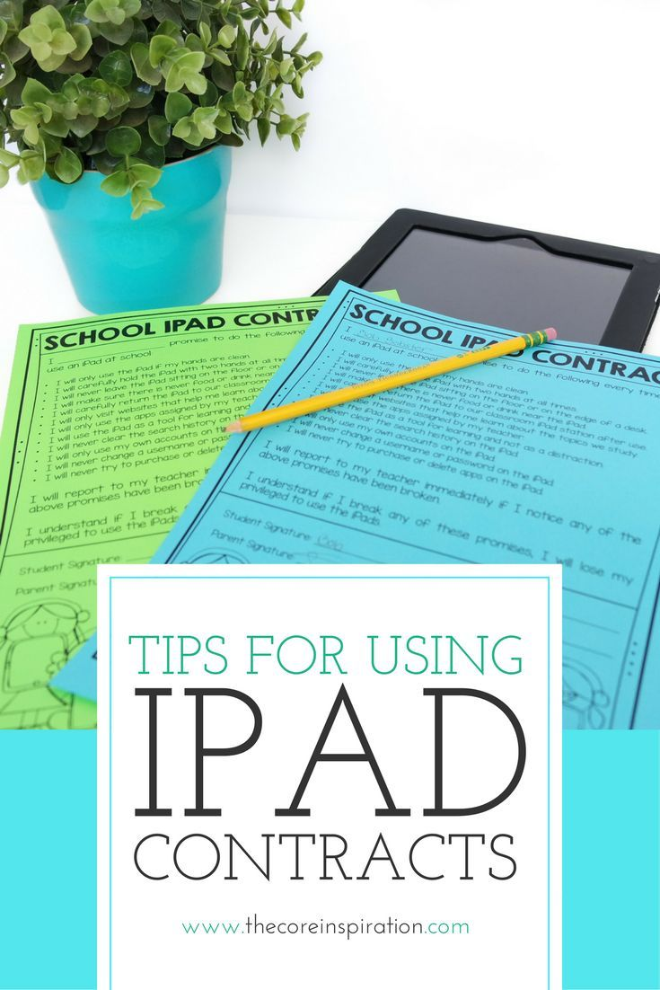 Ipad Student Training And Management Tools  Ipads Elementary