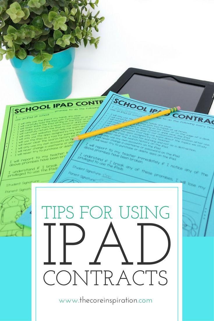 Ipad Student Training And Management Tools  Ipads Elementary