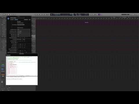 Orchestral template in Logic Recording Pinterest Watches and