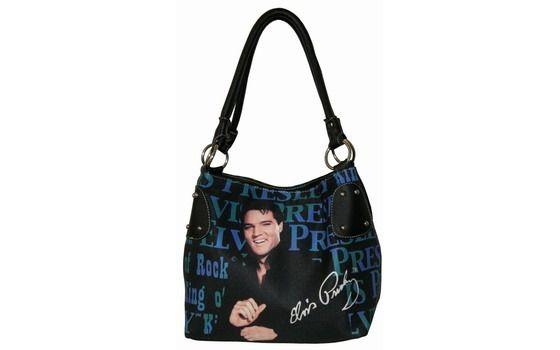 BRAND NEW ELVIS PRESLEY BAG $39.89