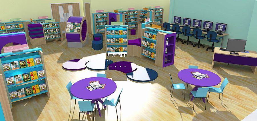 how to become a library media specialist