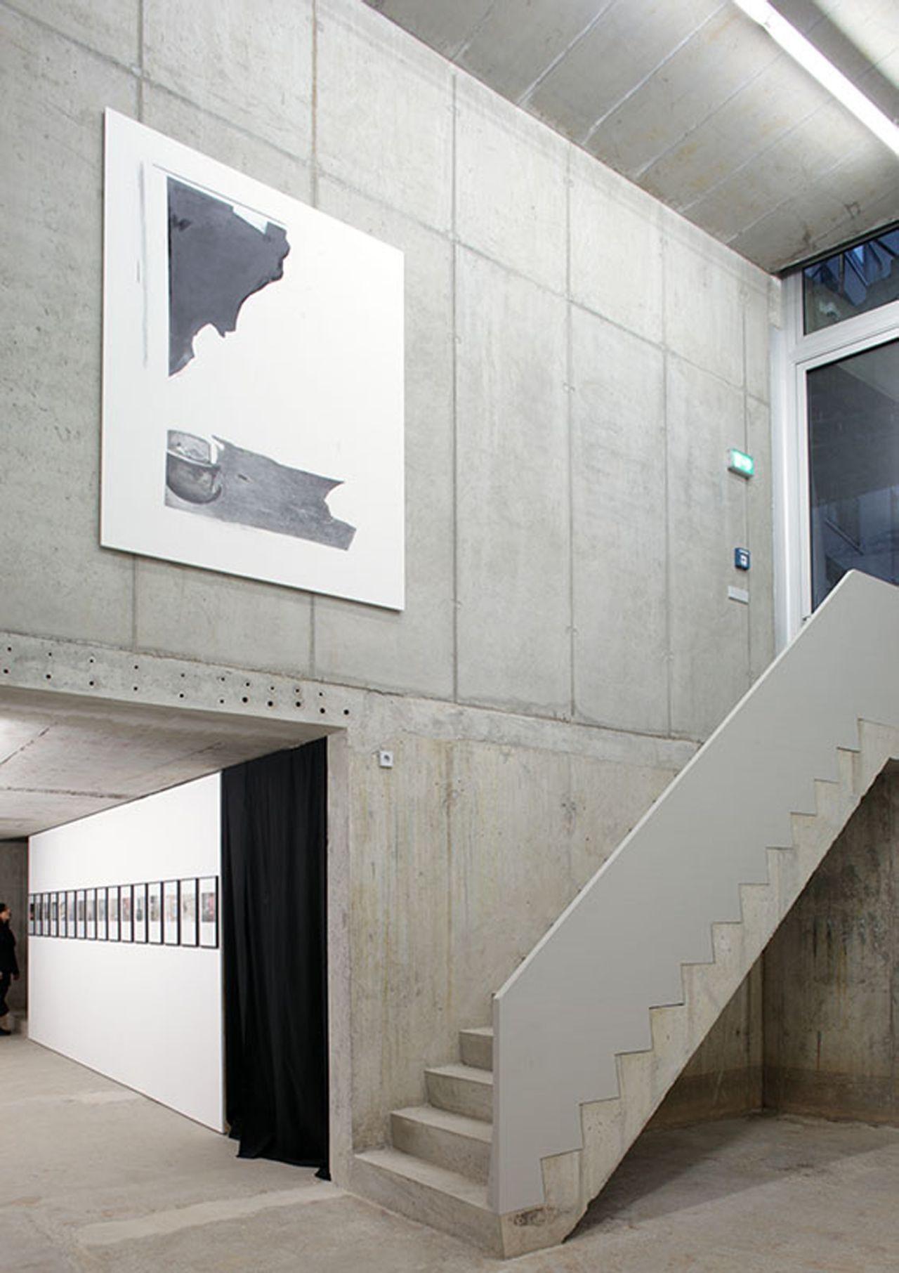 Gallery of Brunnenstrasse 9 / Brandlhuber - 19 | Treppe