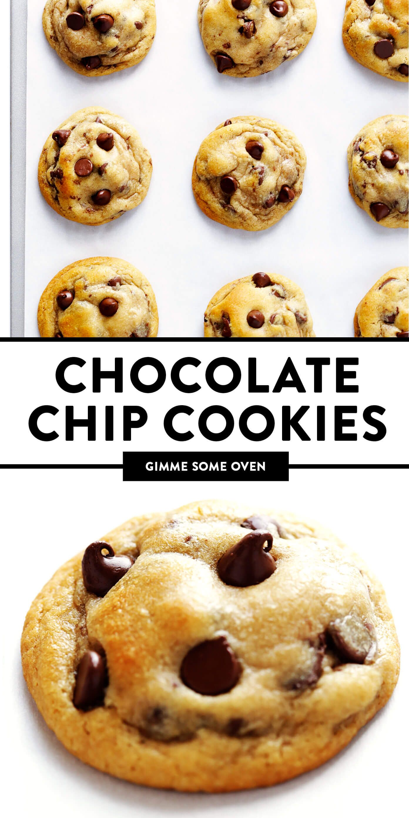 The BEST Chocolate Chip Cookies | Soft, Chewy and Irresistible!