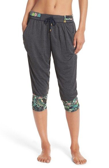 c603013012763 Maaji 'Sea Breezy' Crop Yoga Pants available at #Nordstrom | Style ...