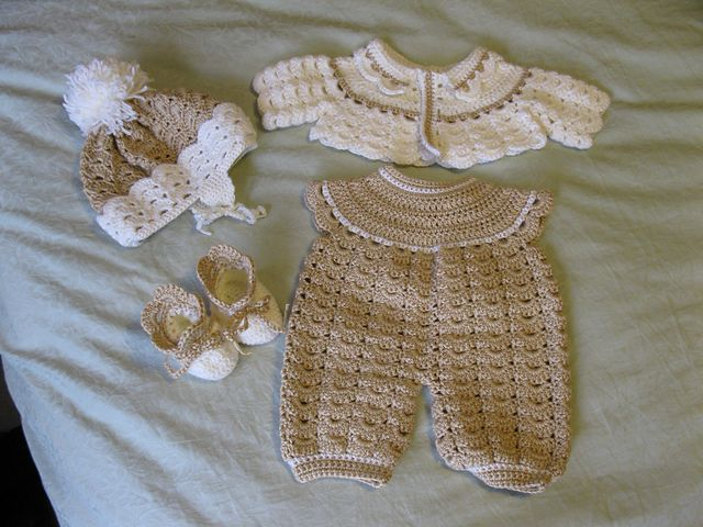 06985c56d55a Ravelry  Project Gallery for Baby Crochet Pattern JC116NB pattern by ...