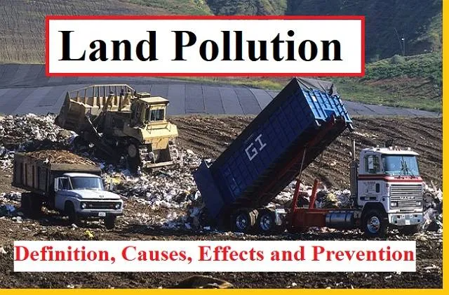 Short And Simple Essay On Land Pollution Definition Of Cause Effect Pol Prevention Wastewater Treatment