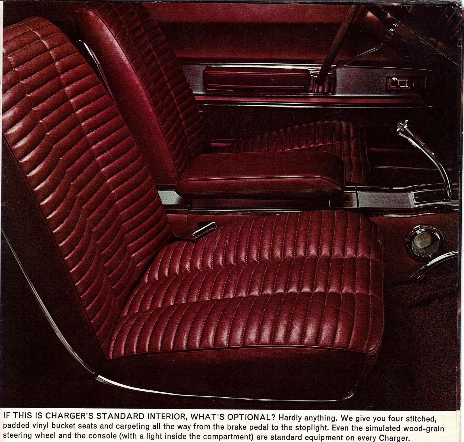 Images Of 1966 Dodge Charger Plush Interior Dodge Charger Dodge