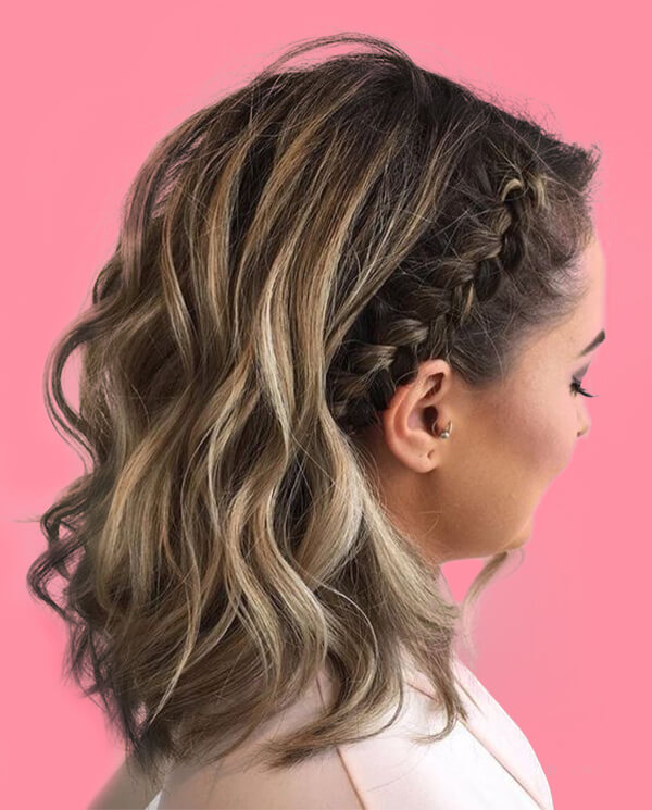 12 Stunning Medium Hairstyles Design In 2019 Trend Page 2 Of 12 Showmybeauty Short Hair Haircuts Short Hair Styles Easy Hair Lengths
