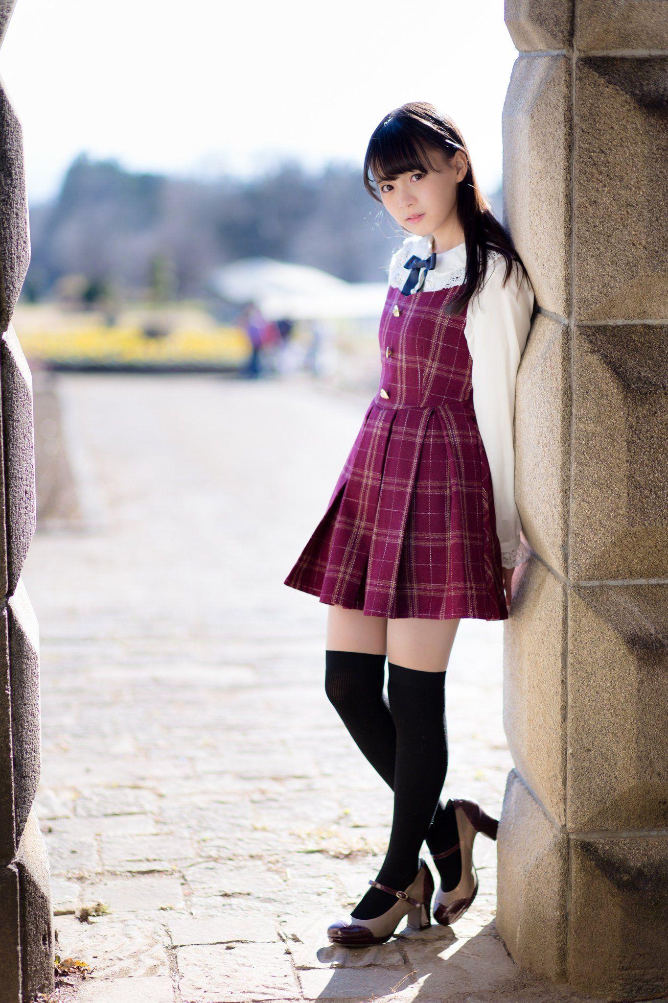 みそはぎ on twitter in 2021 school girl outfit cute girl outfits cute japanese girl