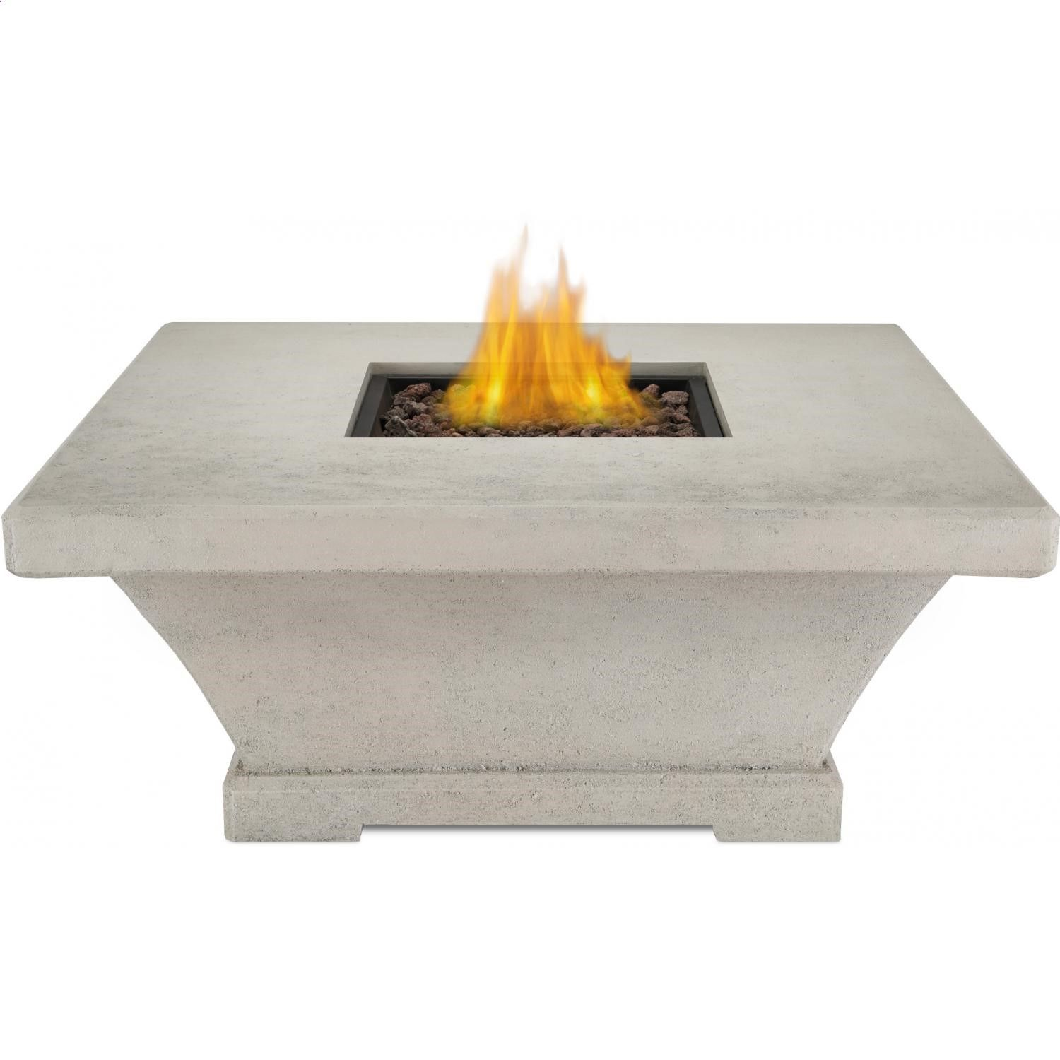 Real flame monaco inch square low height propane gas fire table