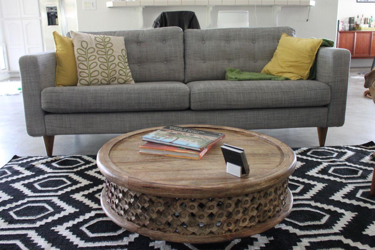 Ikea Karlstad Sofa Hack 600 Looks Like The Crate And Barrel
