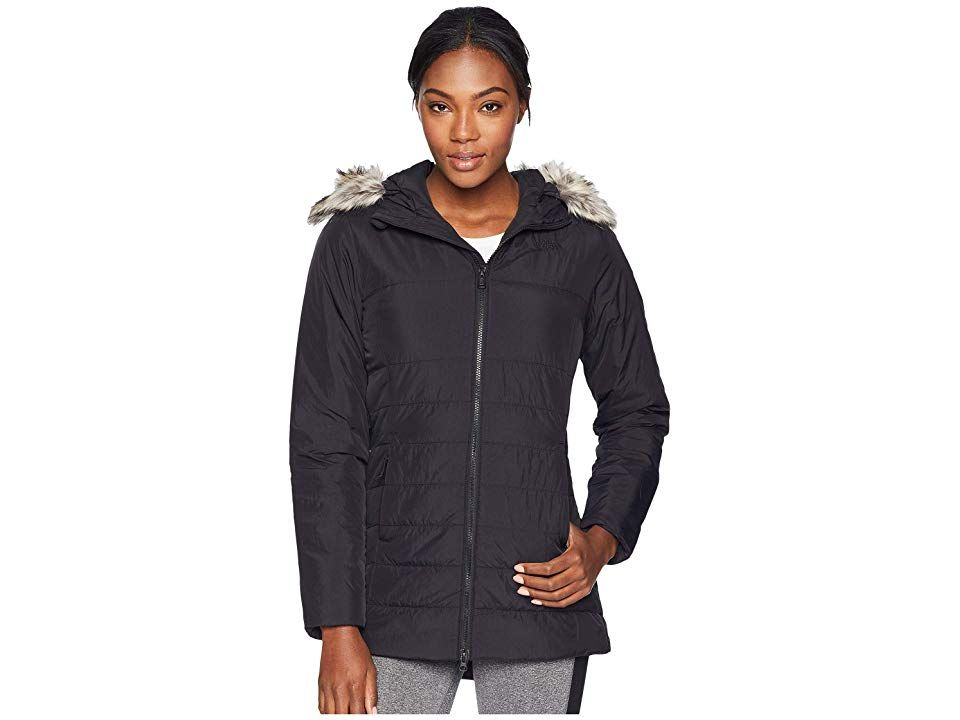 The North Face Harway Insulated Parka (TNF Black) Women's ...