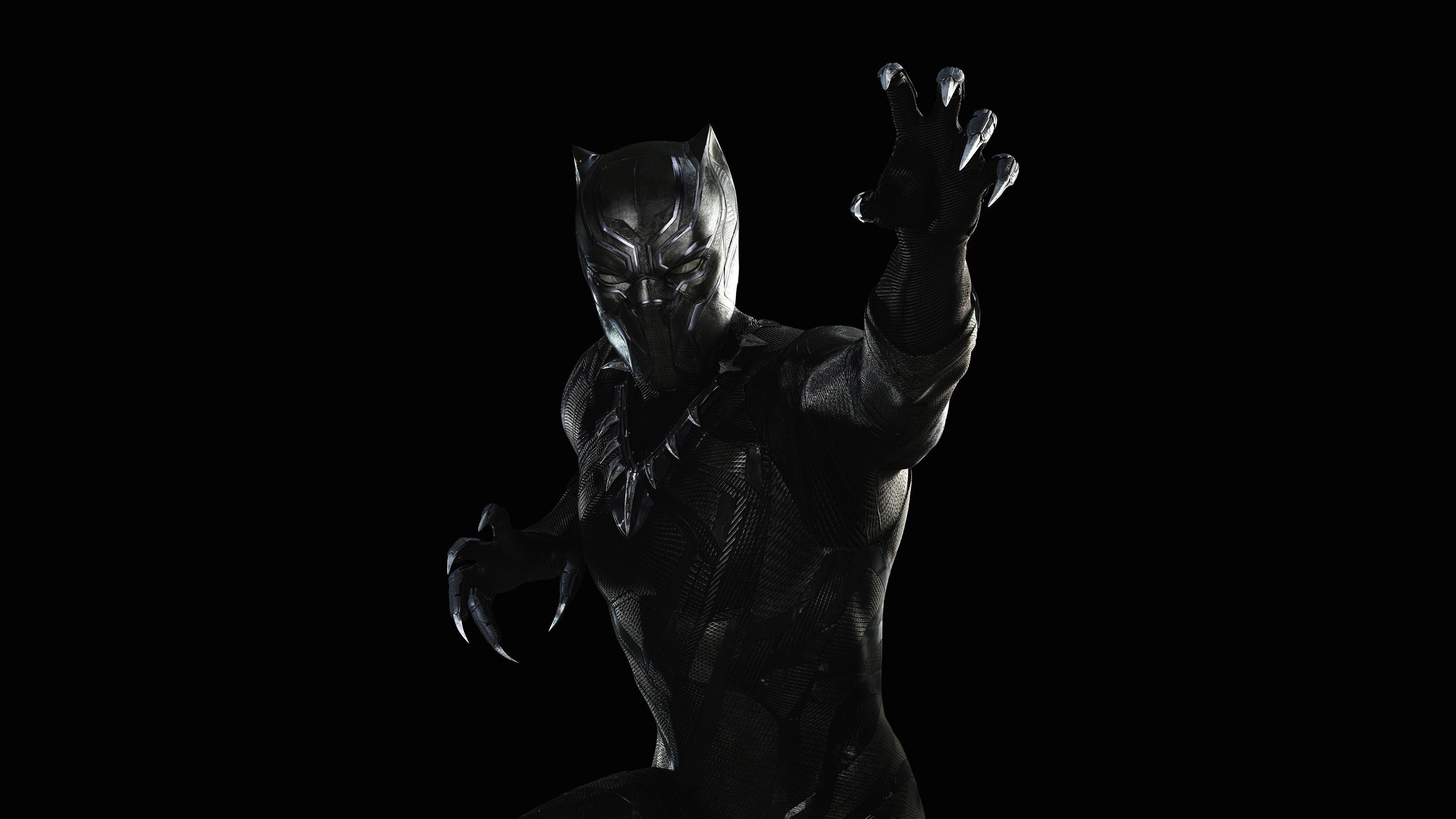 Black Panther HD Wallpapers Backgrounds Wallpaper HD