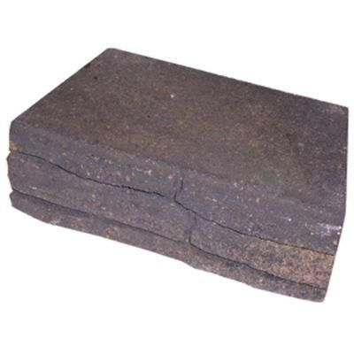 Pavestone Natural Impressions 12 In X 4 In Concrete Garden Wall Block Model 86935 Store Sku Garden Wall Block Concrete Garden Concrete Retaining Walls