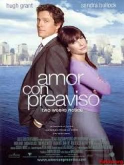 Amor con Preaviso - Sandra Bullock