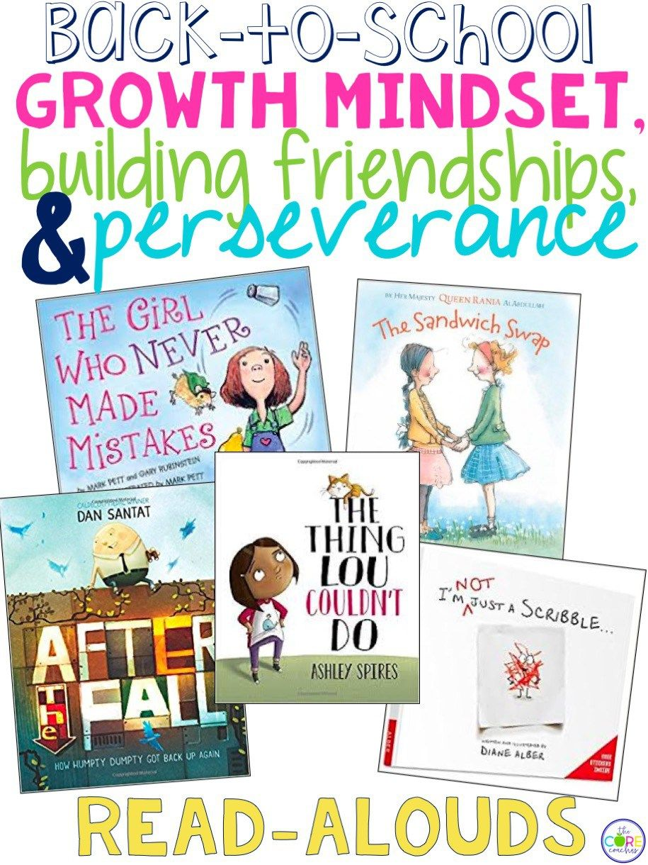back-to-school read-alouds