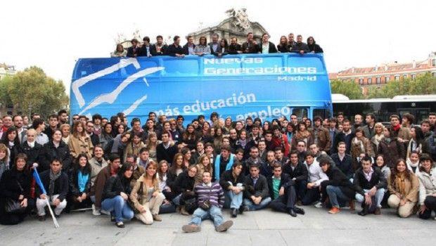Democracia y liberalismo: congreso de NNGG de Madrid