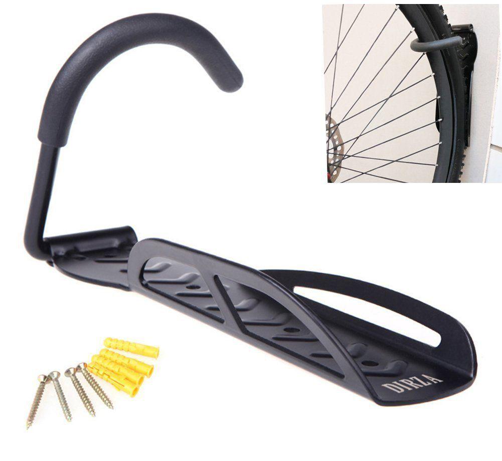 Bike rack garage dirza wall mount bike hanger