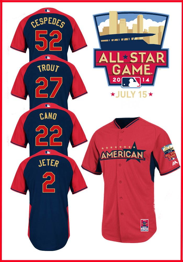 48c9d983d Who s ready for tonight s All-Star game ! Who are you hoping will win  Check  out the MLB online shop to purchase your favorite all-stars jersey.