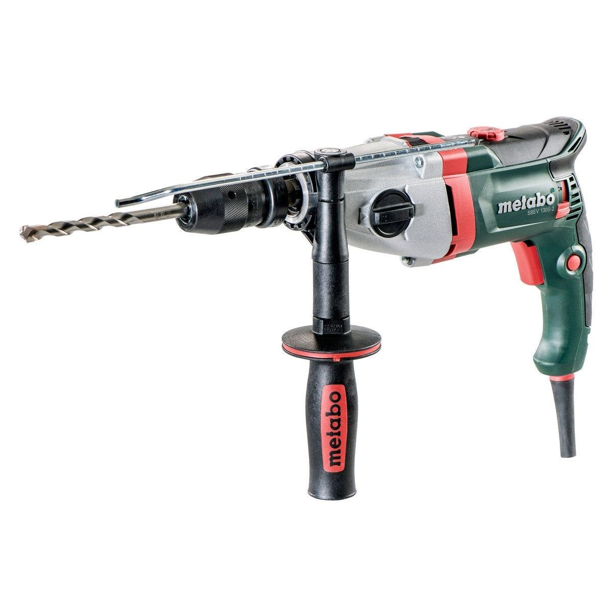 Perceuse à Percussion Filaire Metabo 600785500 1300 W