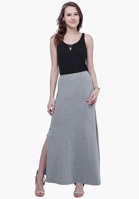 Buy Long Skirts Online - Faballey | Fashion and Lifestyle ...