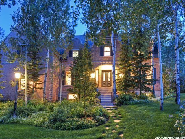 3425 White Pine Canyon Rd Utah Homes For Sale Park City Ut Park City