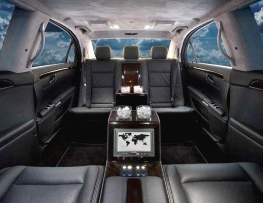 Mercedes S Class Limousine Manufacturer Usa Custom Mercedes Benz