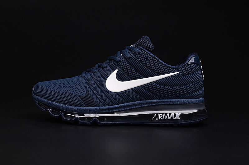 f551d15c74c Nike Air Max 2017 Dark Blue Men Shoes
