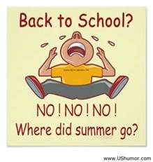 Funny Back to School Quotes - Bing Images | First day of ...