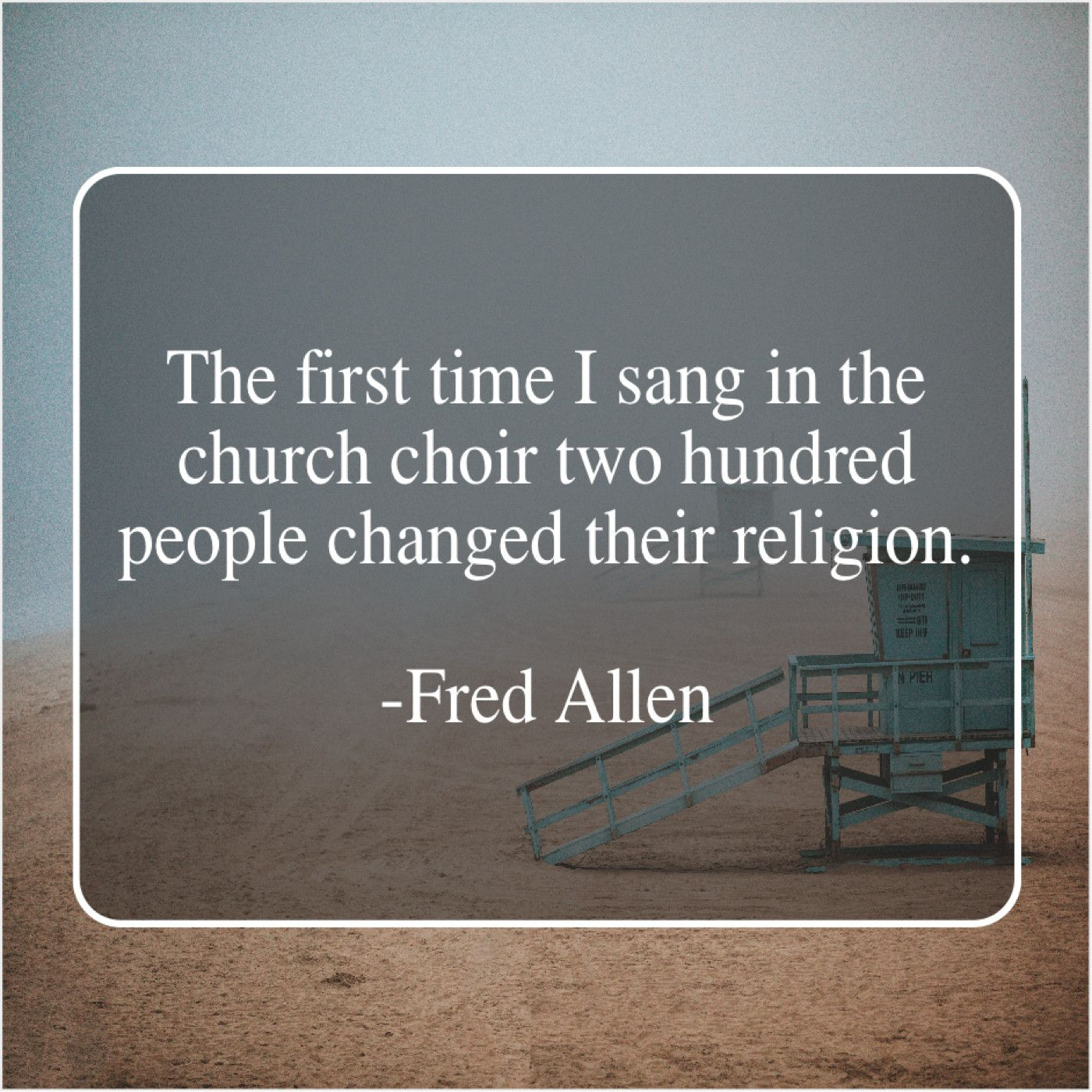 Get More Free Quotes Click The Image Fred Allen The first