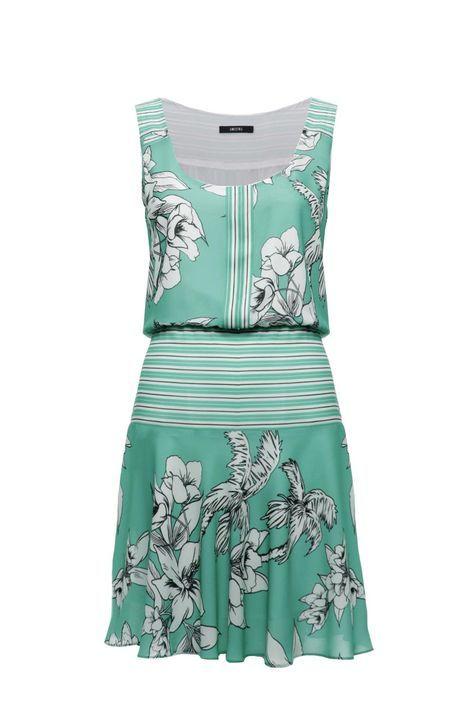1b024e649 Locamail :: Vestidos florais, Roupas femininas casuais e outros Pins  populares no Pinterest