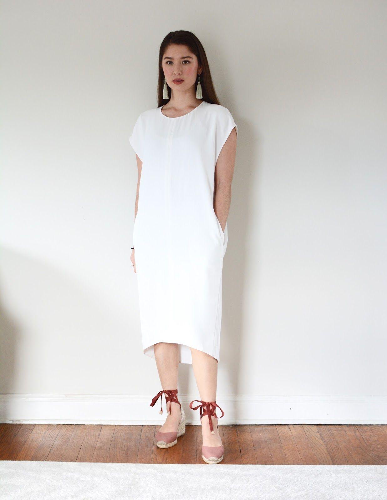 6d1775600d Everlane GoWeave Cocoon Dress   Threads   Cocoon dress, Dresses ...