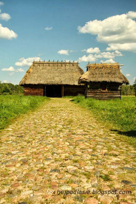 Skansen w Białowieży - Hej Podlasie!