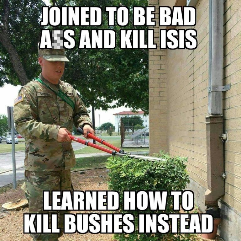 3415c59982f077b3fa2b5ab556856294 the 13 funniest military memes for the week of july 25 military