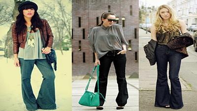 Feminina e organizada: Como usar e quem pode usar Calça Flare