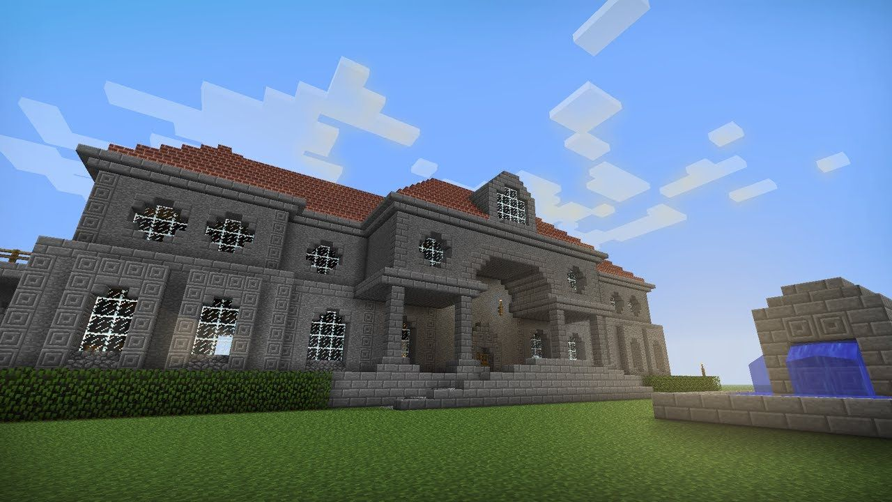Beautiful Great House Ideas And Designs   Minecraft