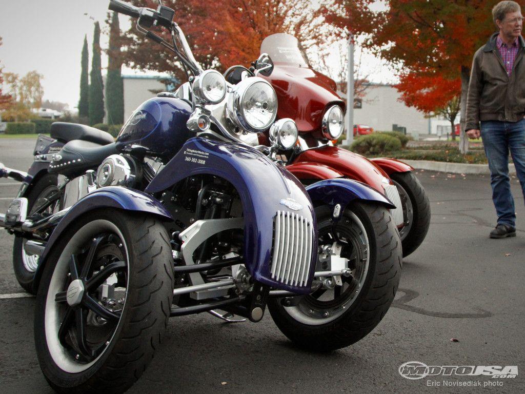 Harley Davidson Trike Conversion Kits In Oregon