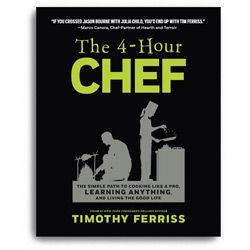 Tim ferriss cookbook