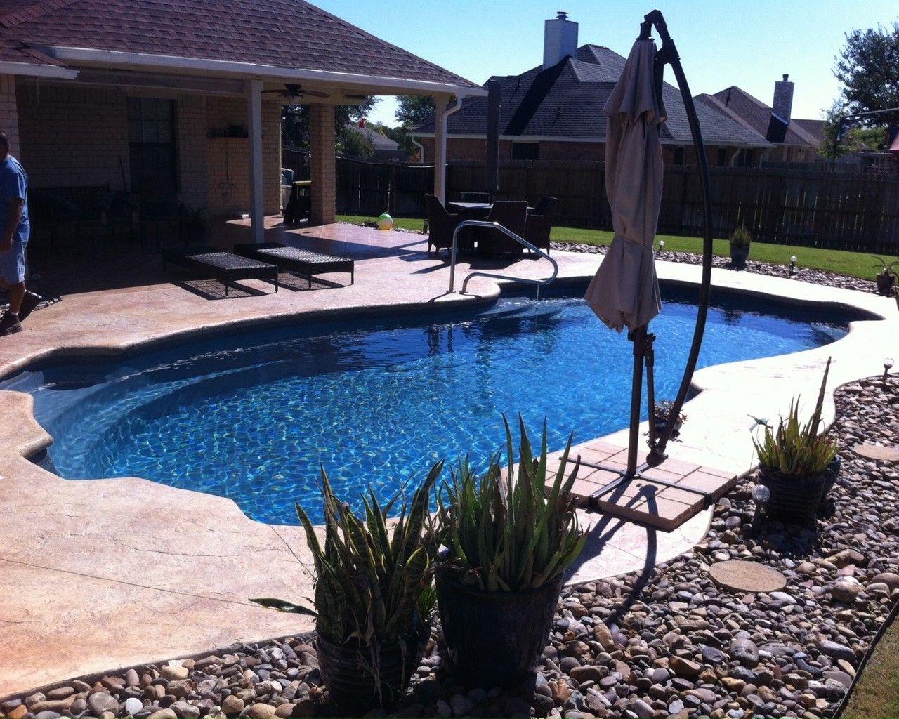 Gallery Largest In Ground Fiberglass Pool Manufacture In 2020 Fiberglass Pools Swimming Pools Backyard Pool