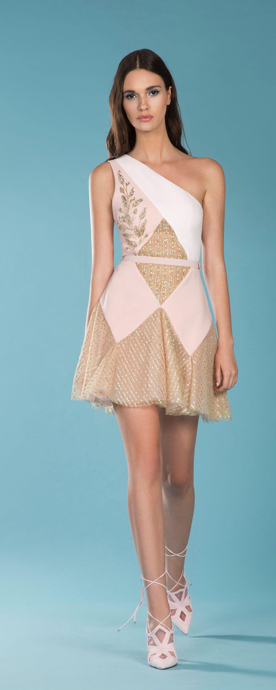 Lace off shoulder wedding dress august 2019 Georges Hobeika Resort   ReadytoWear    Pinterest