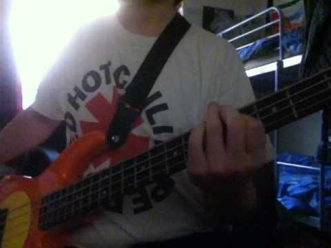 Say It Ain't So Weezer (Bass Cover) With Tabs