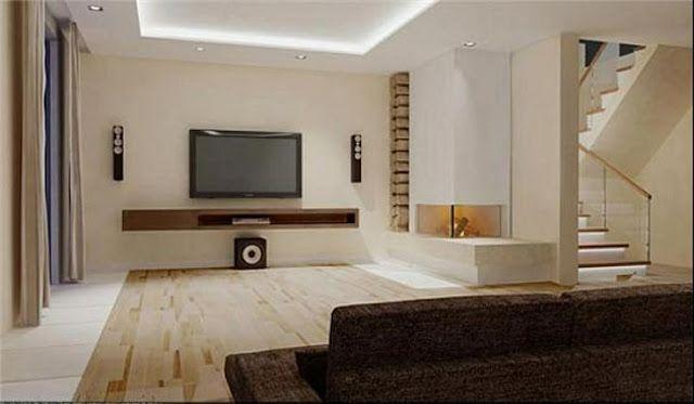 platre de mur ديكورات لشاشات التلفاز | sociéte décoration platre ...