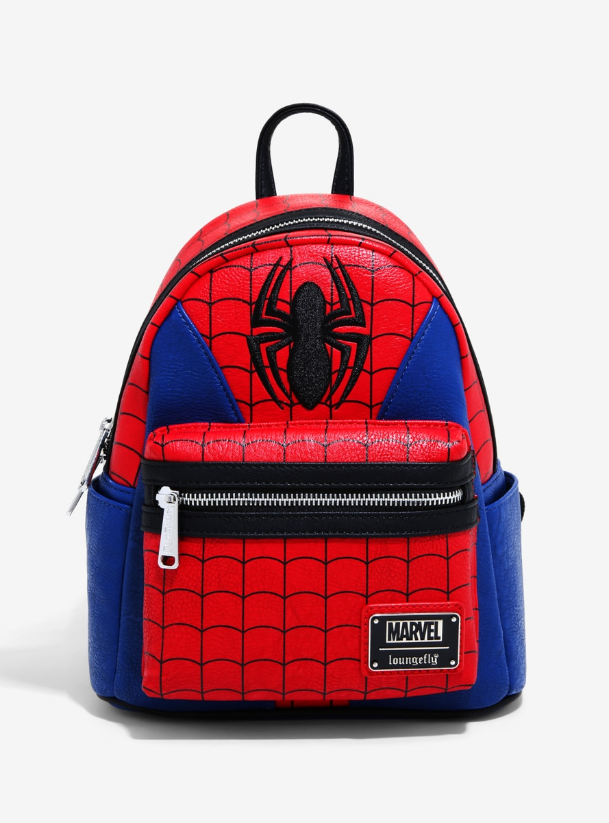 579900db3cb Loungefly Marvel Spider-Man Mini Backpack in 2019
